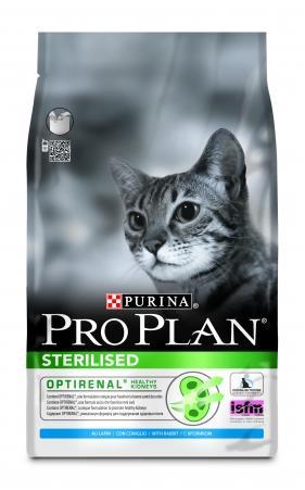 Кошка сухой корм pro plan