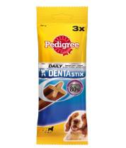Лакомство для ухода за зубами собак Pedigree Denta Stix фото