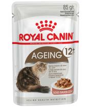 Корм для кошек Royal Canin Эйджинг +12 (соус) 85 гр. фото