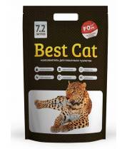 Best Cat White силикагелевый 7,2л фото